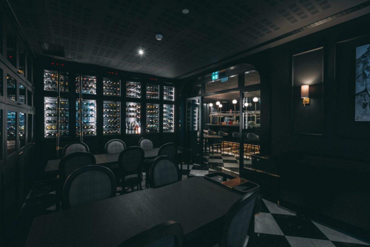 Restaurantes com especialidade de vinhos, Porto